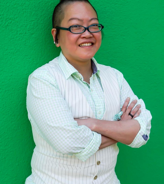 Photo of Steph Tai
